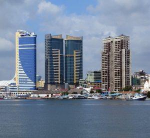 Dar es salaam City, Tanzania